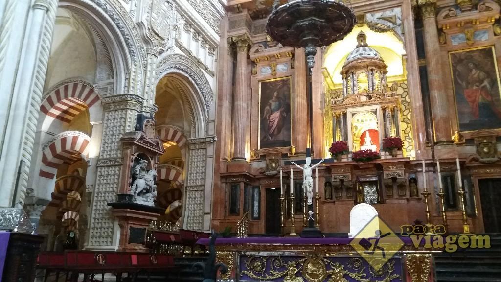 O altar da Capela-Mor