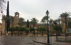 Alcázar dos Reis Católicos em Córdoba