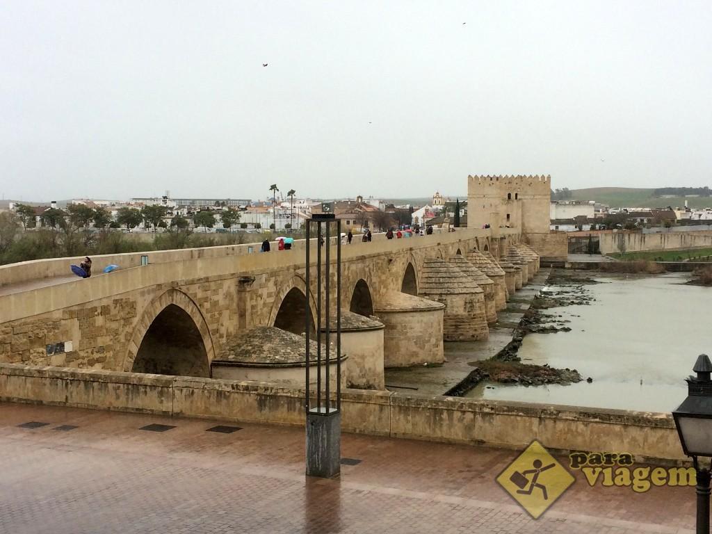 Ponte Romana sobre o Rio Guadalquivir