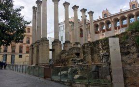 Templo Romano em Córdoba