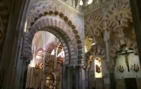 Mistura de arte islâmica com arte católica