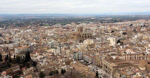 Granada na Espanha