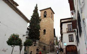 Um dos minaretes mais antigos da Espanha