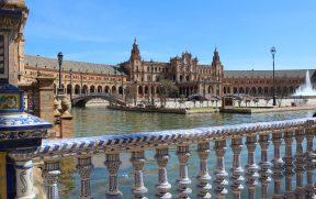 Plaza de España em Sevilha