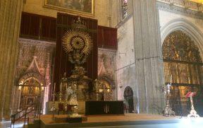 Altar de Prata - Catedral de Sevilha
