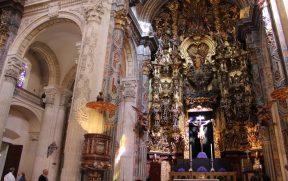 Igreja de São Salvador em Sevilha