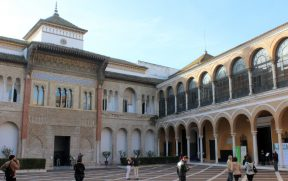 Patio de la Montería