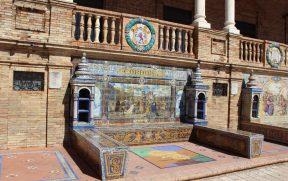 O banco relativo a Córdoba