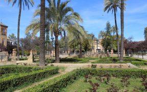 Plaza de América em Sevilha