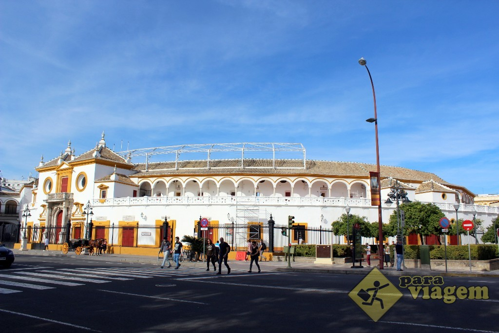 Arena de Touradas de Sevilha: La Maestranza