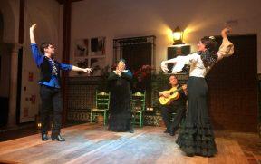 Sentimento e postura da dança flamenca