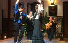 Uma das danças típicas mais bonitas do mundo. Olé!