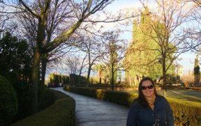 Início da Calle Real de Alhambra