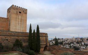 Torre del Homenaje e Torre del Cubo