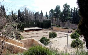 Auditório do Generalife