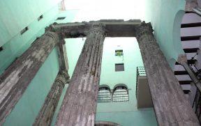 Templo de Augusto em Barcelona
