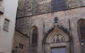 Basílica dels St. Màrtirs Just i Pastor
