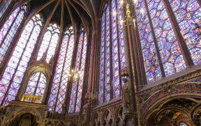 Vitrais da Sainte Chapelle