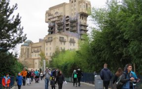 Torre do Terror no Walt Disney Studios