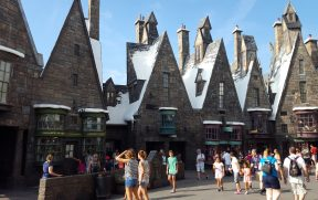 The Wizarding World of Harry Potter no Island of Adventure