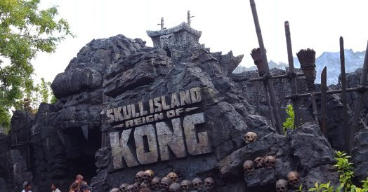 Skull Island: Reign of Kong no Island of Adventure