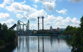 Island of Adventure em Orlando