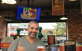 A original Duff Beer dos Simpsons