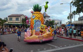 A Universal's Superstar Parade acontece todos os dias