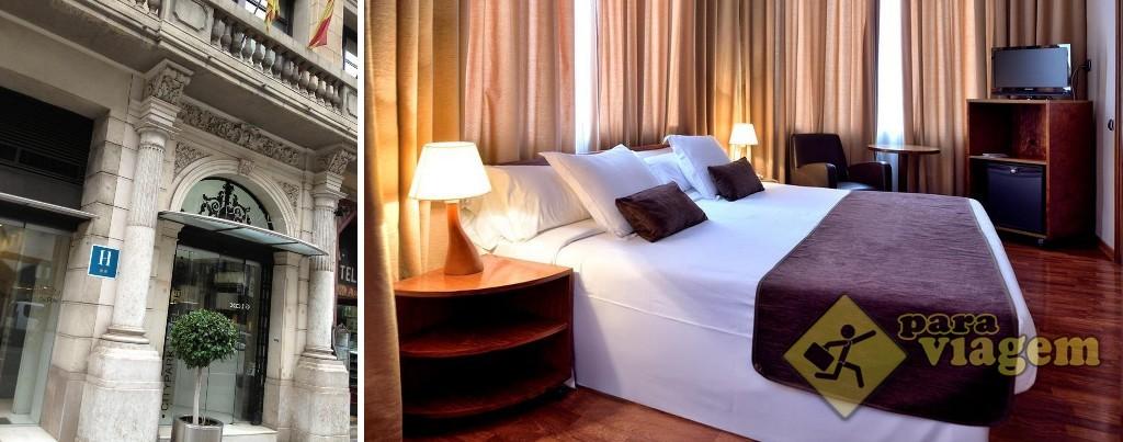 Hotel HLG CityPark Pelayo