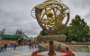 Área Discoveryland na Disneyland Paris