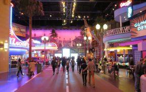 Entrada do Parque Walt Disney Studios
