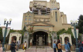 Torre do Terror no Walt Disney Studios