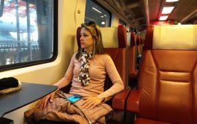 Viajando de Trem com Passe da Eurail