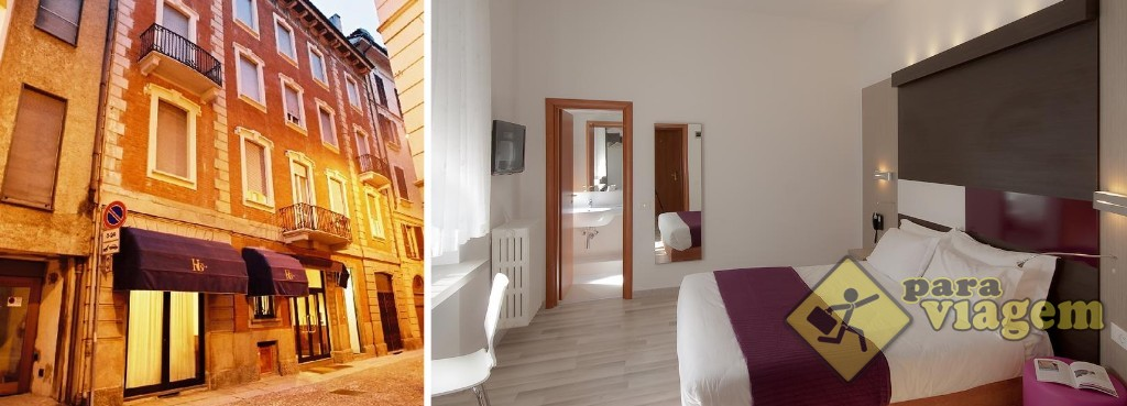 Genius hotel downtown para viagem for Hotel manin milano