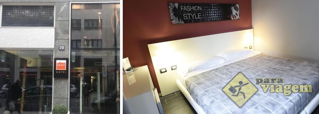 Smart hotel central para viagem for Hotel manin milano