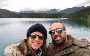 Curtindo o Lago Eibsee
