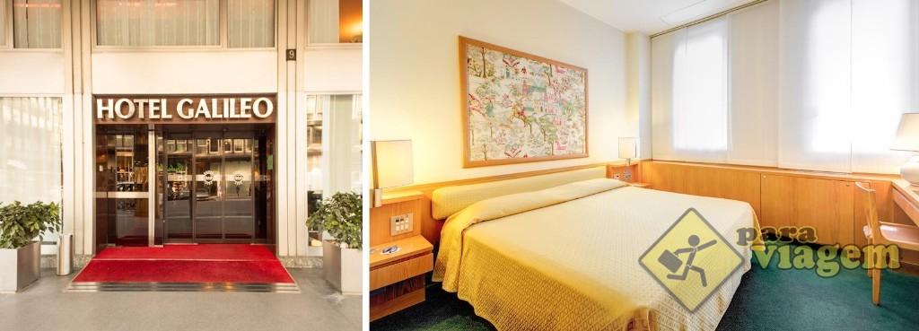 Hotel galileo para viagem for Hotel manin milano