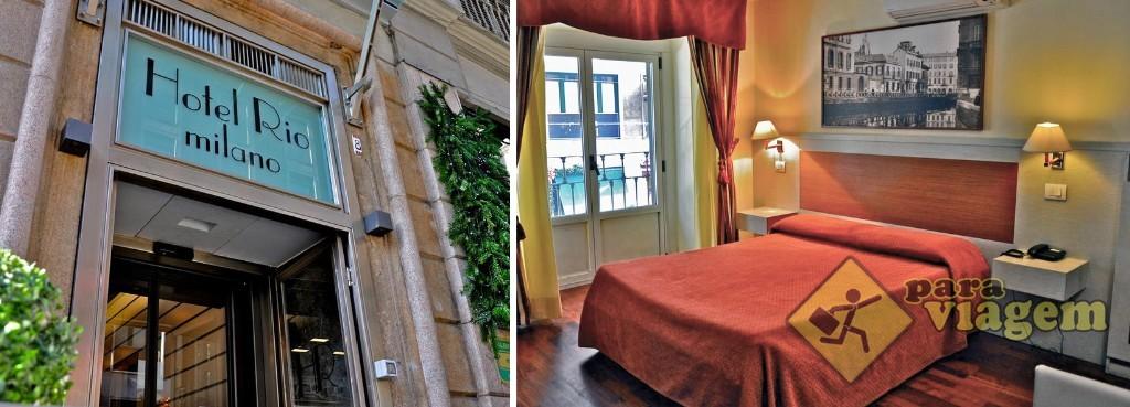 Hotel rio para viagem for Hotel manin milano