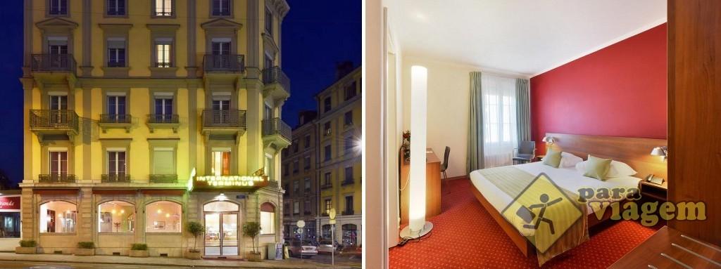 Hotel Internacional & Terminus