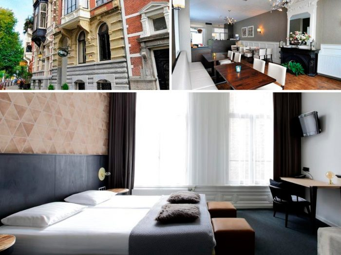 Hotel em Amsterdam: Boutique Hotel View