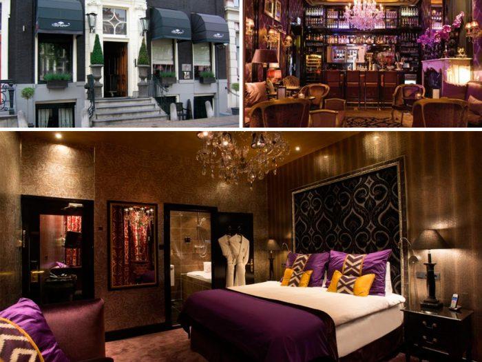 Hotel em Amsterdam: The Toren