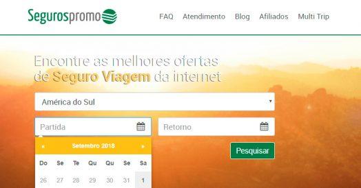 Consulta Online de Seguro Viagem