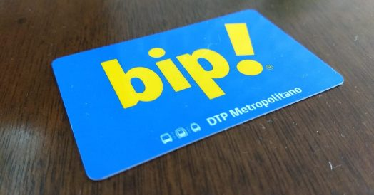 Tarjeta Bip!