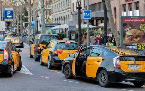 Táxis de Barcelona