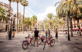 Tour de bicicleta em Barcelona