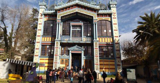 Museu Artequin em Santiago do Chile