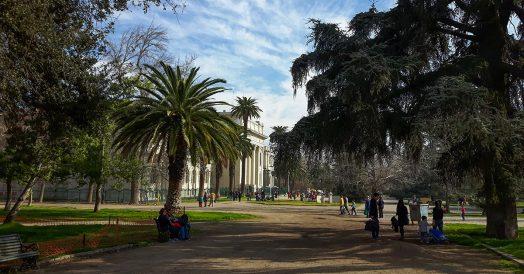 Parque Quinta Normal e Museu