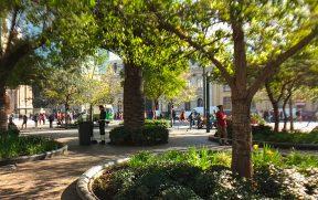 Plaza de Armas de Santiago