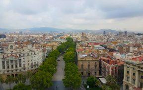 Las Ramblas em Barcelona:  O que Ver e Fazer?