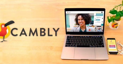 Cambly oferece aulas de inglês online com professores nativos